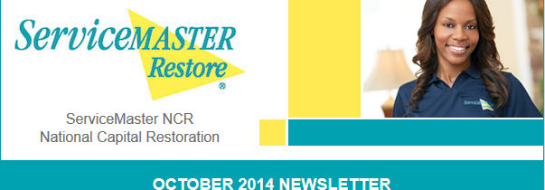 ServiceMaster October 2014 Newsletter