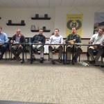 ServiceMaster meeting - April 2015