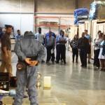 ServiceMaster mold remediation demo
