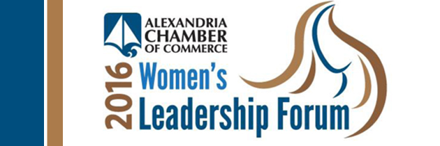 2016 Women's Leadership Forum Invitation