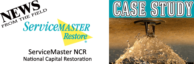 Local Church – Water Damage Restoration Case Study