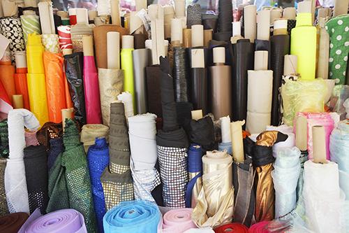 Fabric Hoarding