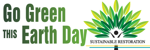 Go Green This Earth Day