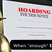 How to Handle a Hoarder Tenant