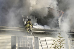 Fire and Smoke Damage Restoration in Chevy Chase, MD