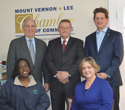 Chairman of Mount Vernon Lee Chamber of Commerce