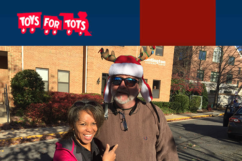 4th annual event benefiting Toys for Tots