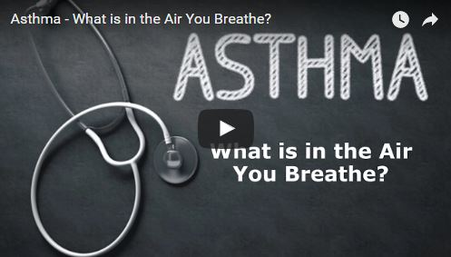 asthma and mold - video