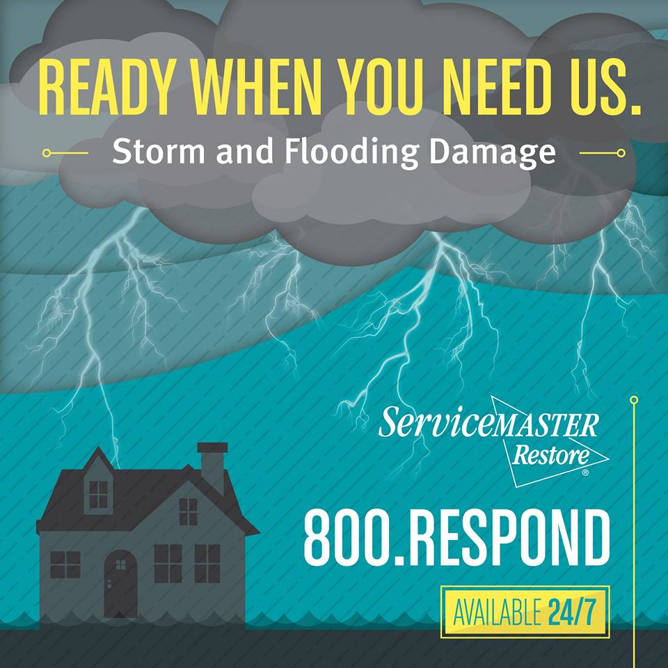 storm flood respond
