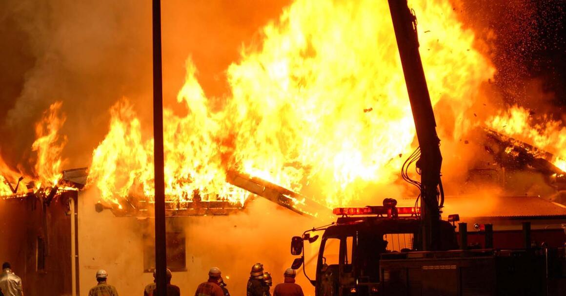 Groveton Fire