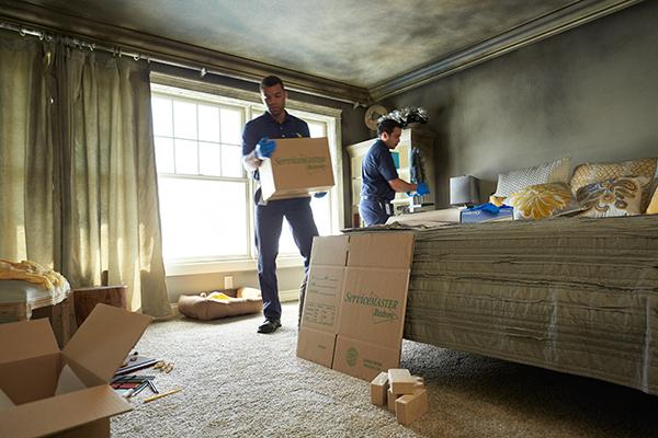 Smoke and Fire Damage Restoration Services for Fairfax, VA